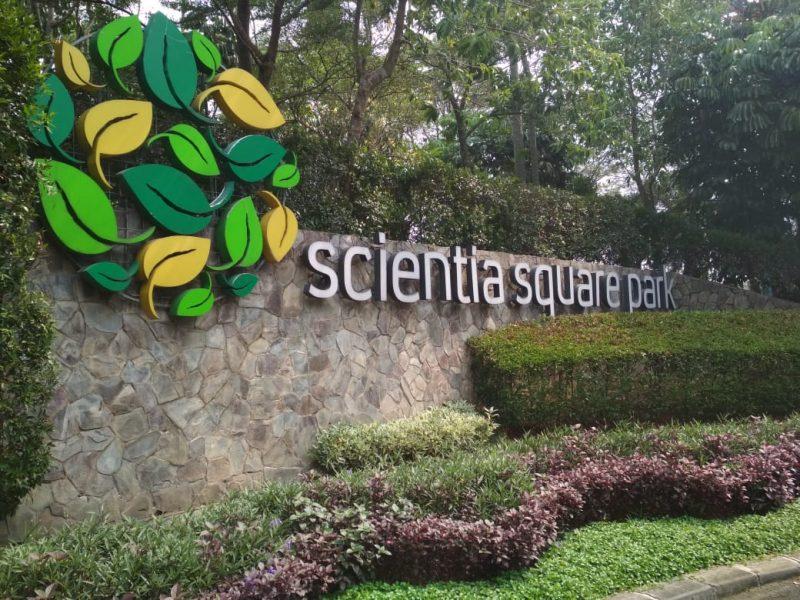 sciente square park apratment